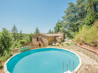 Stunning home in Gaiole in Chianti (SI) w/ 5 Bedrooms (ITC310)