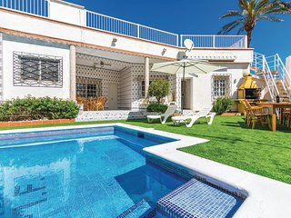 Stunning home in Islas Menores w/ Outdoor swimming pool, Outdoor swimming pool a