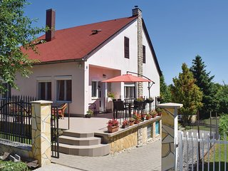 Awesome home in Siófok w/ WiFi and 6 Bedrooms