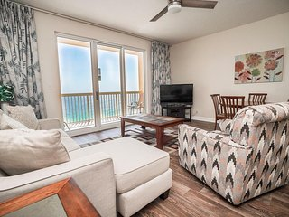 Calypso Beach Resort 1707E | Walk to Pier Park | Beachfront Condo!