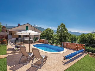 Amazing home in Ledenice w/ Jacuzzi, WiFi and 2 Bedrooms