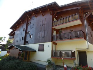 Appartement abordable et cosy, à 600m du téléski de Mowgli
