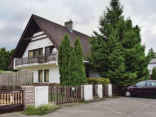 Beautiful home in Siófok w/ WiFi and 1 Bedrooms (UBS025)