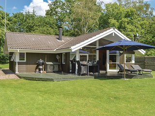 Awesome home in Dronningmølle w/ WiFi and 3 Bedrooms