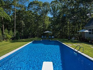 Private North Fork home w/ Pool & beach amenities visit Vineyards farms