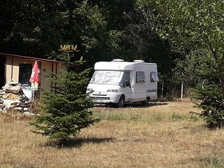 Camping, picnic, parking, rooms, 40 places for campers