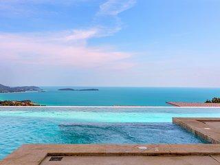 Chaweng Noi Luxury Morden Style 4-BR Dream Villa