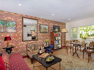 Enchanting Montmartre One Bedroom - ID# 383