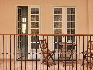 Historical Mala Strana apartment with balcony