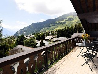 Spacious & cozy Penthouse in verbier