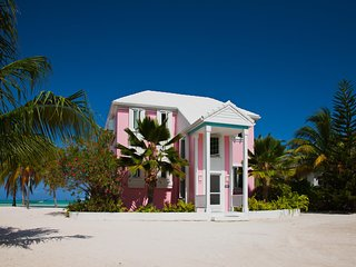 We'll Sea: Caribbean Cottage on Pristine Beach w/Seamless Indoor-Outdoor Living