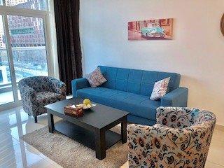 Lovely 1-Bedroom Apartment in Dubai Marina