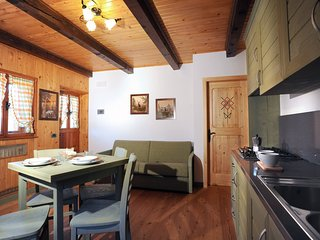 Apartment With Sauna - Dolomiti Village- Zoncolan