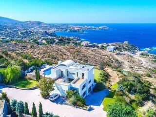 Elegance Seaview Villa, Agia Pelagia Heraklion