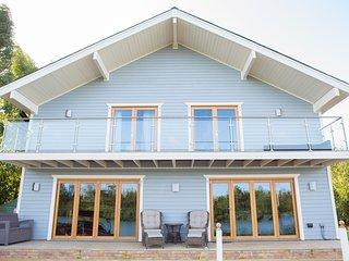 Malibu lake house