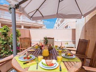 F06 Costa Sol Apartment, Big Terrace