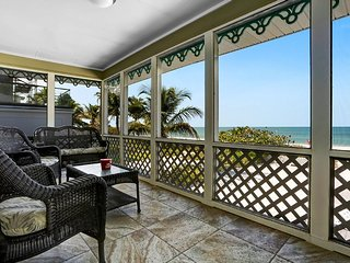 Tommy Bahama House 4 BR Located Directly On Bonita Beach & Gulf Of Mexico
