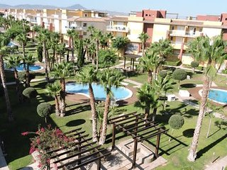 HL 022 Luxury  ground floor apartment on HDA Golf Resort, Murcia
