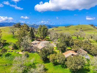 LX 57: Weathertop Rustic Ranch in Carmel with luxury amenities