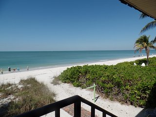 Mediterranean style Gulf of Mexico Front 3 Bedroom / 2 Bath Home