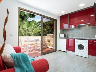 G30.Playa Fanabe,comfortable,swimming pool!