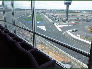First Turn Condo at Charlotte Motor Speedway