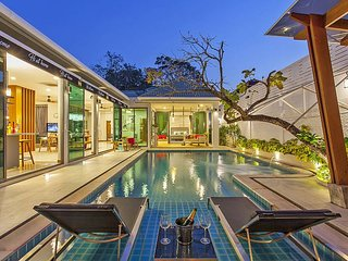 A seriously special 4 Bedroom Villa in East Pattaya with Private Pool for rent