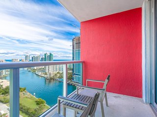 Studio with Panoramic Views at Beach Walk 27th Floor
