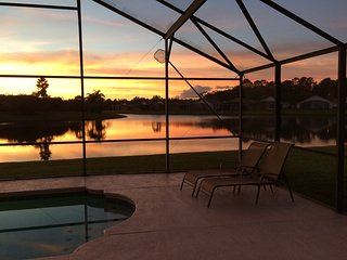 EAGLE POINTE SOUTH KISSIMMEE 5 STAR ON THE LAKE