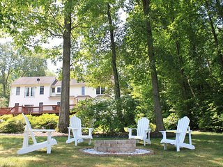 NEW LISTING! Captivating Waterfront with all amenities
