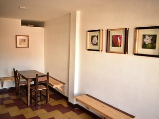 Apartamento galeria con vista a Medellin en el parque Brasil central en Itagui