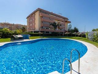Beach Life Apartment, con piscina compartida
