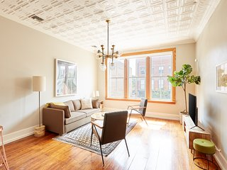 Sonder | Drayton Apartments | Bright 2BR + Laundry