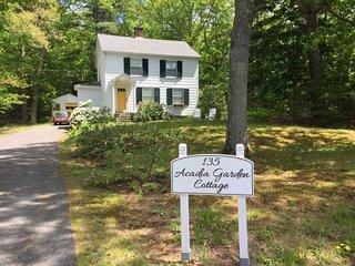 Acadia Garden Cottage -- close to Acadia NP & Bar Harbor
