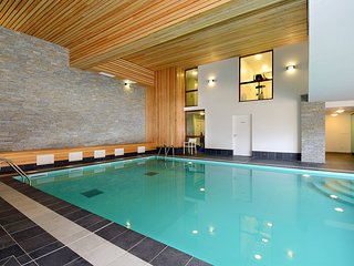 Appartement parfait pour les skieurs ! Acces piscine + sauna