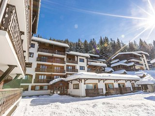 Appartement charmant au pied des pistes, local a skis sur place !