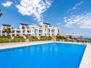2170 - Stunning beachfront 2 bedroom apartment in Casares