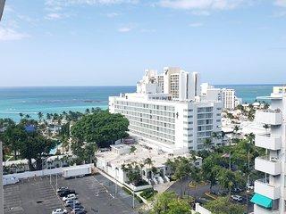 Luxury Ocean View Penthouse in the heart of Isla Verde!