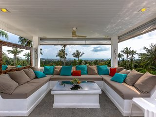 Spacieuse Villa indepandante Vue mer avec Piscine et 3 chambres