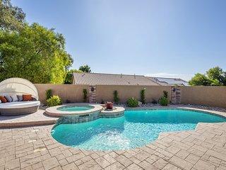 Amazing 4 Bd Las Vegas Home w/ POOL & SPA!