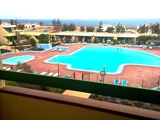 Appartamento in residence vista mare con piscina n. 4 posti letto
