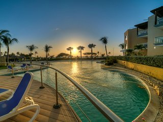 Ocean Front condo for two!