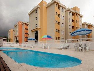 Sun Way apartamentos com piscinas e churrasqueiras