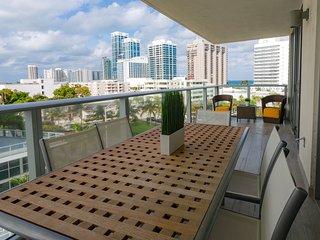 Oceanview 2 bedroom apartment