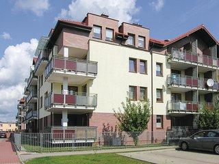 Beautiful apartment in Ostroda w/ 1 Bedrooms