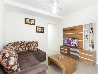 Aluguel Apartamento 2 quartos sendo 1 suíte Bombas/SC