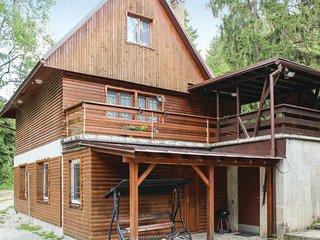 Amazing caravan in Ruzomberok w/ WiFi and 5 Bedrooms