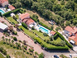 Ferienhaus 676-1 für 8 Pers. in Ripenda Kras
