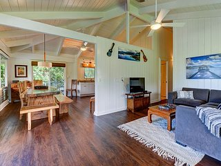 Hanalei Dream House- 5 bikes included, new upgrades! Under new Ownership!