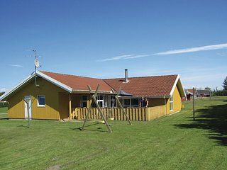 Nice home in Nordborg w/ Sauna, WiFi and 5 Bedrooms (F09032)